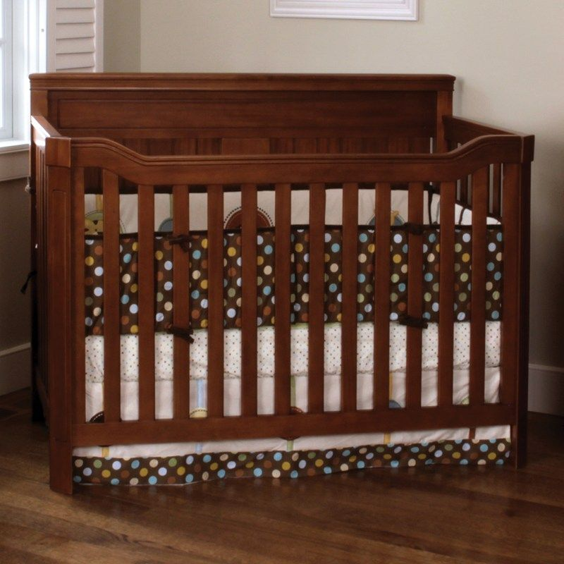 Carter S Stratford Crib In Auburn Want This For The Baby Cribs Baby Boy Cribs Baby Cribs