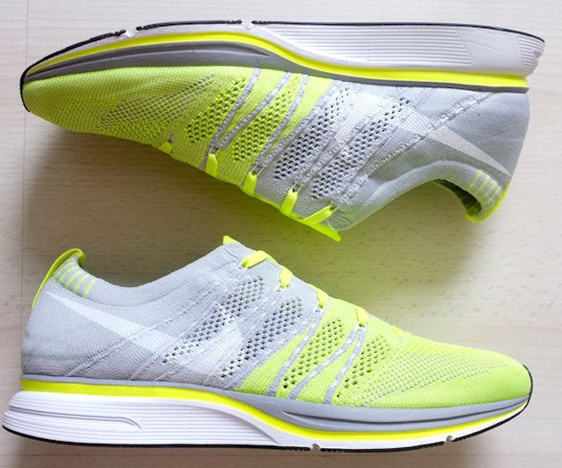 52e8310193d9 Buy nike flyknit trainer volt green   up to 61% Discounts