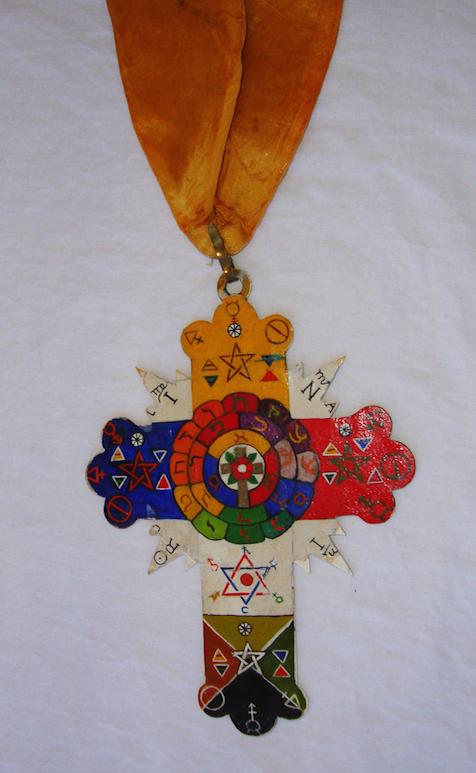 Rosecross lamen gifted to regardie by alpha omega adept elsa israel regardies rose cross lamen gifted to regardie by macgregor mathers envoy elsa barker aloadofball Choice Image
