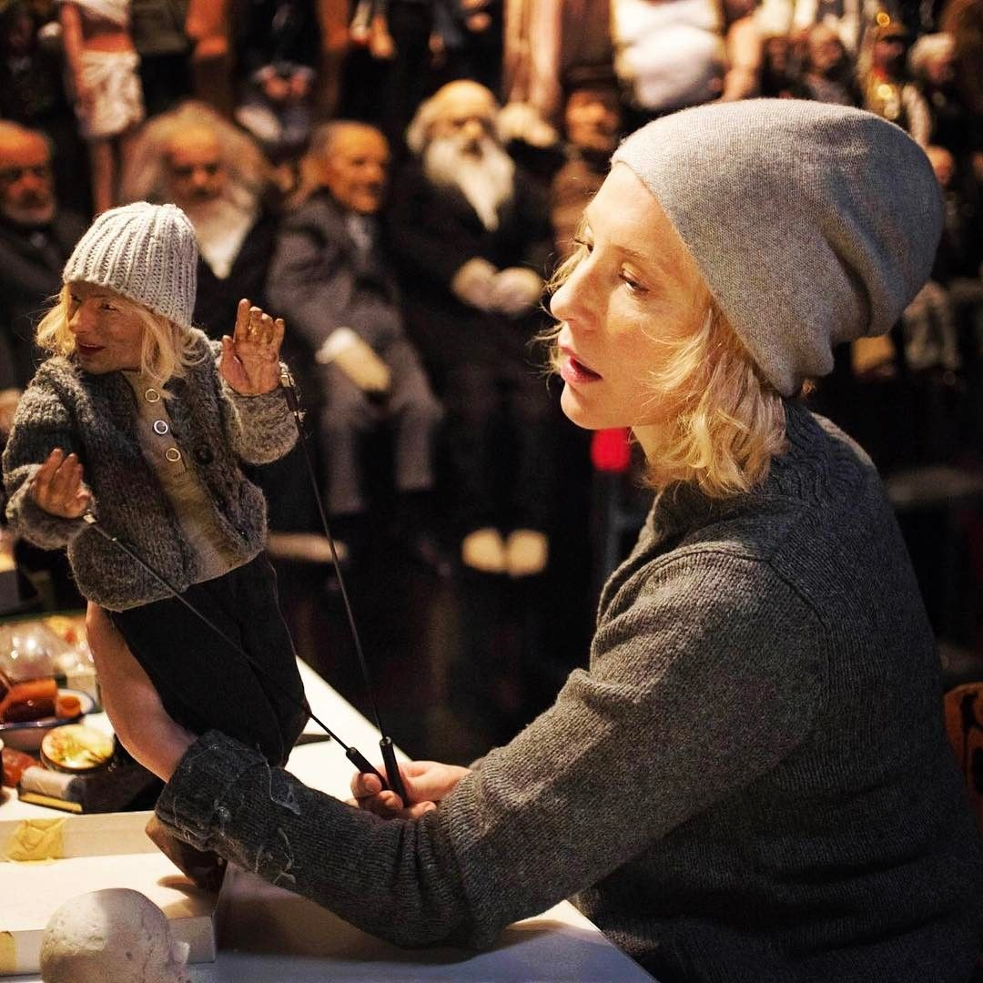 Cate Blanchett Was So Mesmerizing In Manifesto That I Had To Return For An Encore She Is A Puppet Master Manifesto Cate Blanchett Cate Blanchett Manifesto
