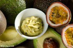 Avocado-Maracuja-Ganache