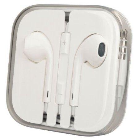 New Genuine Original Apple Iphone 5 5s 5c 6 6s Plus Earpods Earphones Md827ll A Walmart Com Apple Iphone 5 Iphone Earbuds Apple Headphone