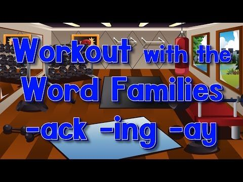 Workout with the word families 1 word family song jack hartmann workout with the word families 1 word family song jack hartmann youtube ibookread ePUb