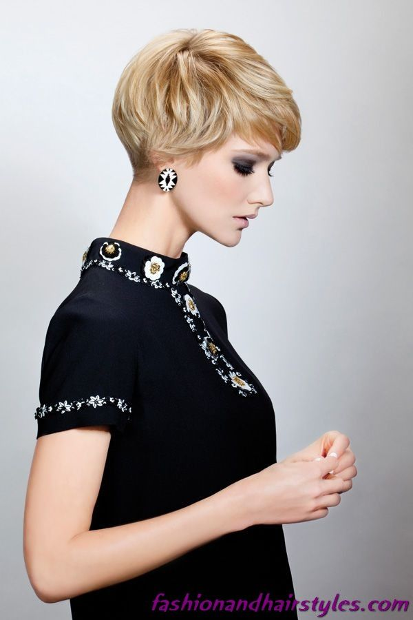 bob hairstyle in sixties style