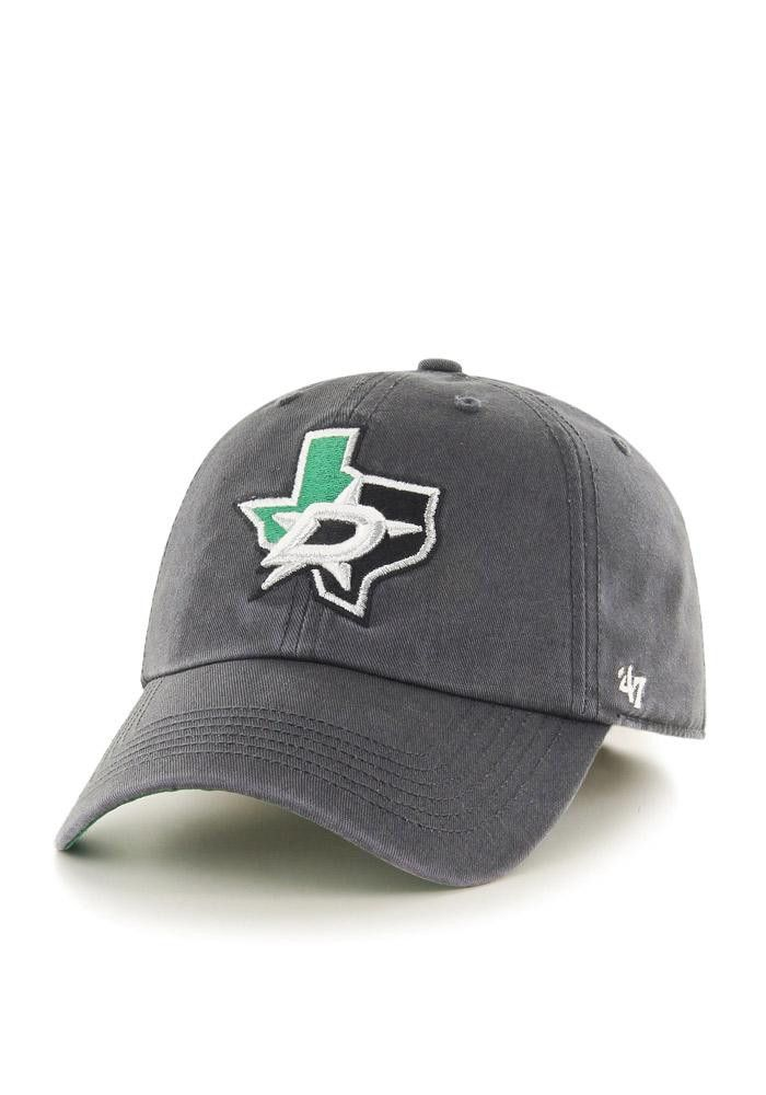 detailed look 862f9 76708 Dallas Stars `47 Franchise Grey  47 Fitted Hat