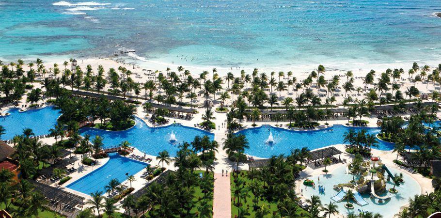 Barcelo Maya Colonial And Tropical Playa Del Carmen From Karen