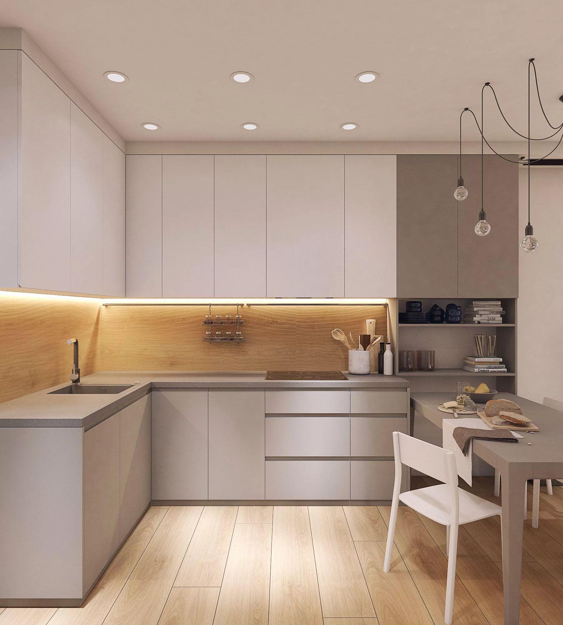 дизайн кухни 10 кв м фото новинки 2016: 4 тыс изображений ...