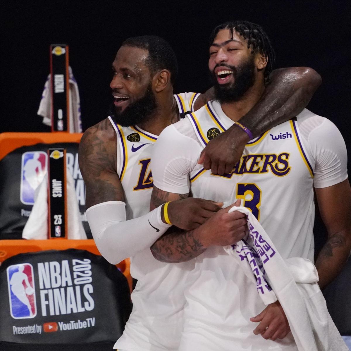 Nba Finals 2020 Lakers Vs Heat Game 6 Box Score Top Performers Reaction In 2020 Nba Finals Nba Champions Nba Funny