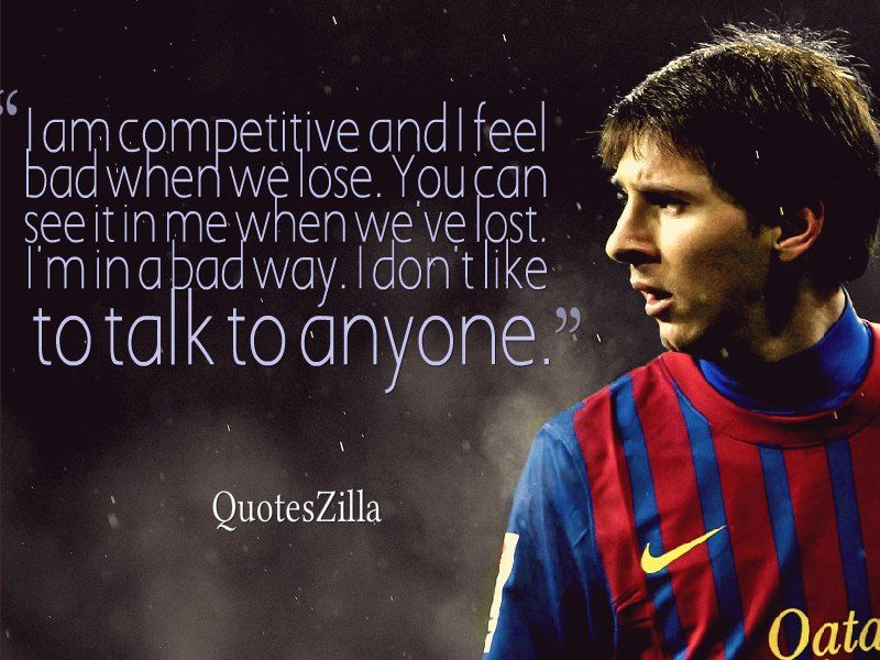 Quotes About Lionel Messi | Lionel Messi Quotes Sayings Picture Gallery