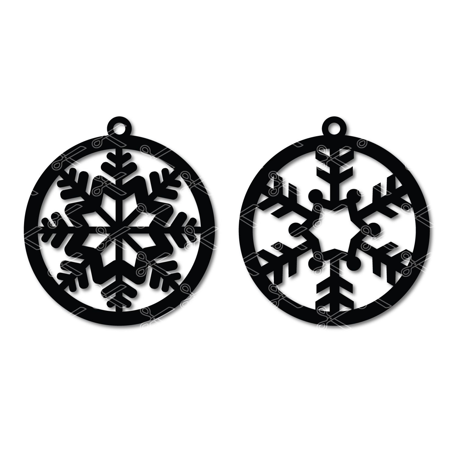 Snowflake Earring SVG DXF Silver ring designs, Diy