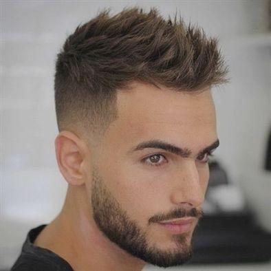 Frisuren 2018 Herren Manner Trend Frisuren 2018 Frisuren Manner Geheimratsecken 2018 Mann Frisur Ideen Pe Kurze Haare Stylen Haare Stylen Herrenfrisuren
