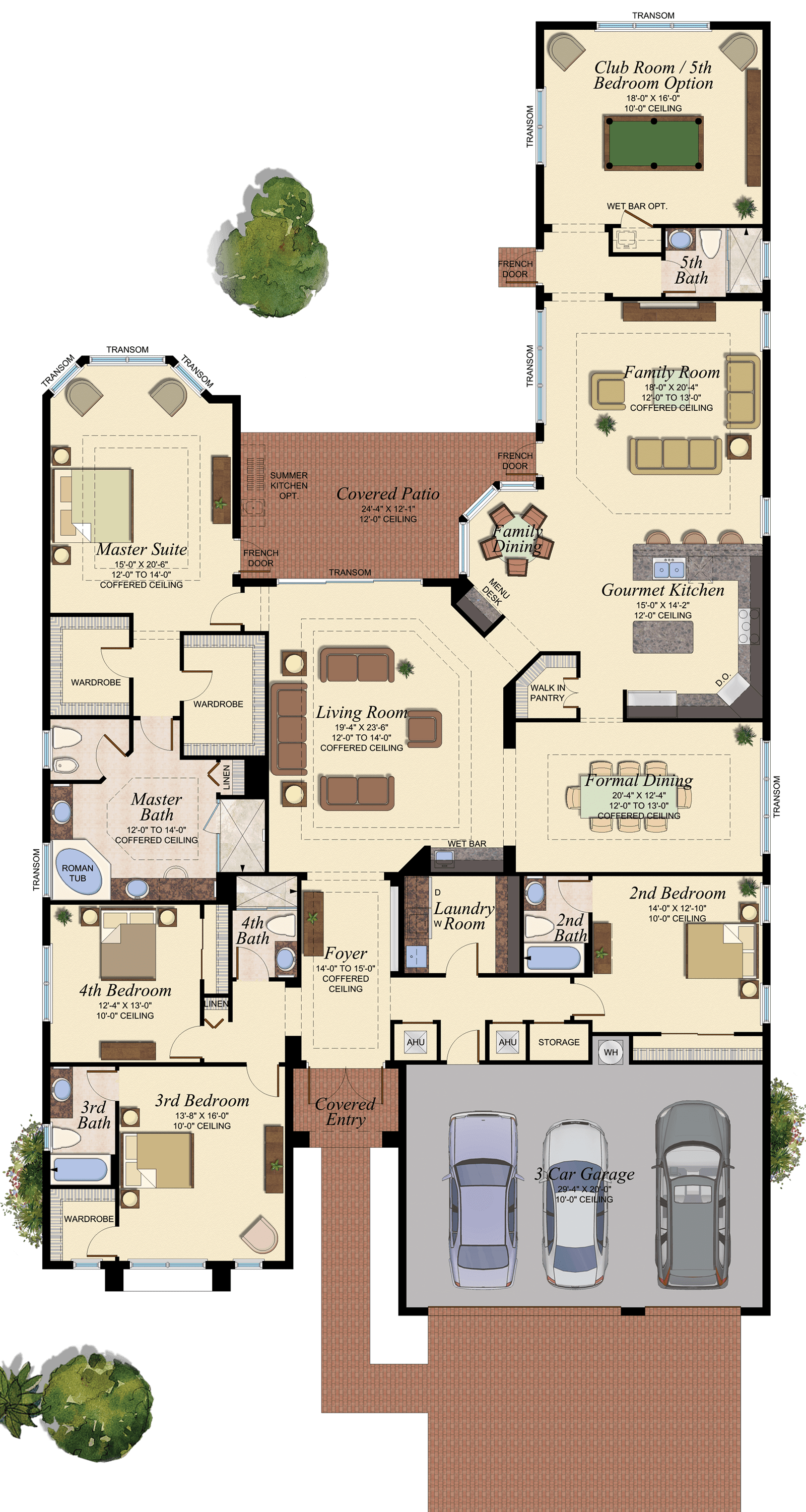 Gl Homes My House Plans House Plans Mansion Sims House Plans