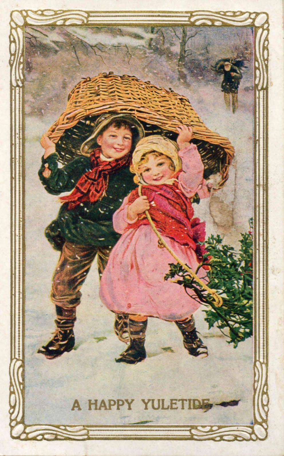 ~Vintage Christmas~ on Pinterest | Vintage Christmas ...