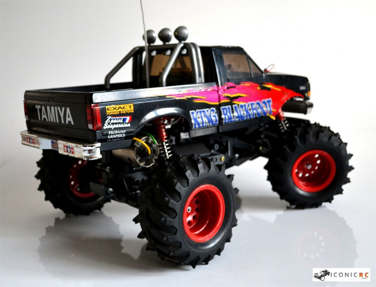 king blackfoot rc cars rc cars rc trucks remote. Black Bedroom Furniture Sets. Home Design Ideas