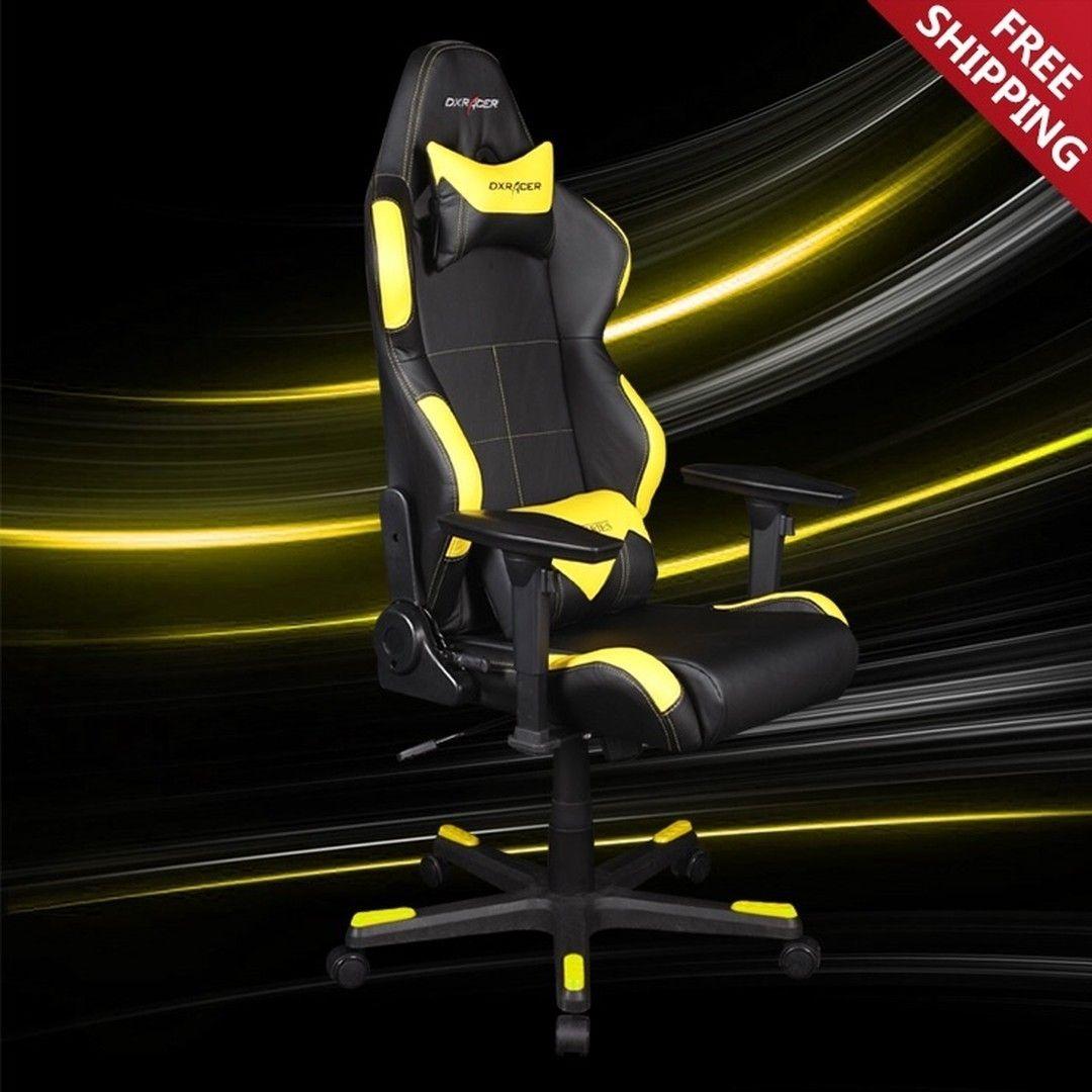 http//bit.ly/Rakuten_rc99ny Bright yellow chair to bright