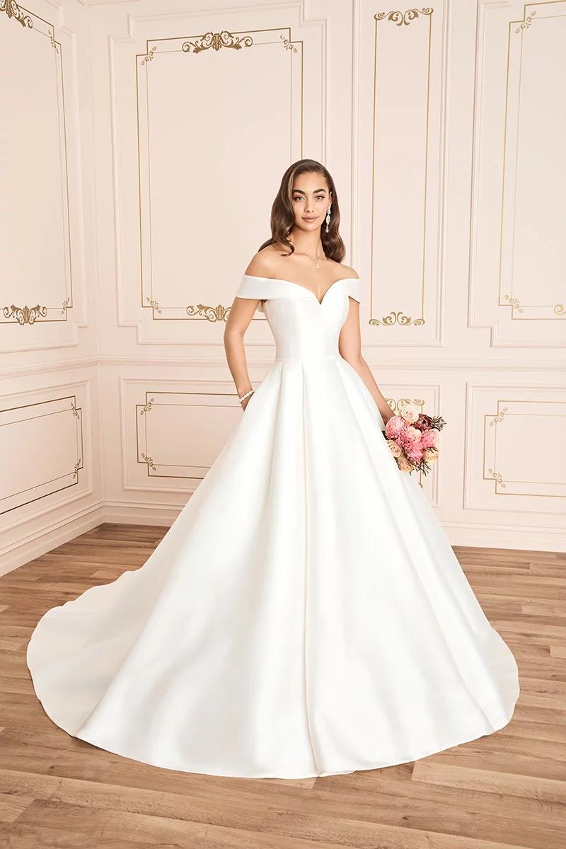 Sopia Tolli Y12014 Bridesmaid Dresses Plus Size Cotillion