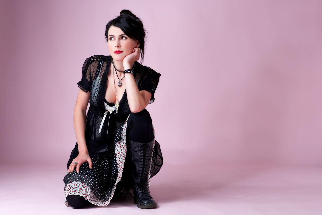 Sharon from Within Temptation | God I love Goth | Pinterest