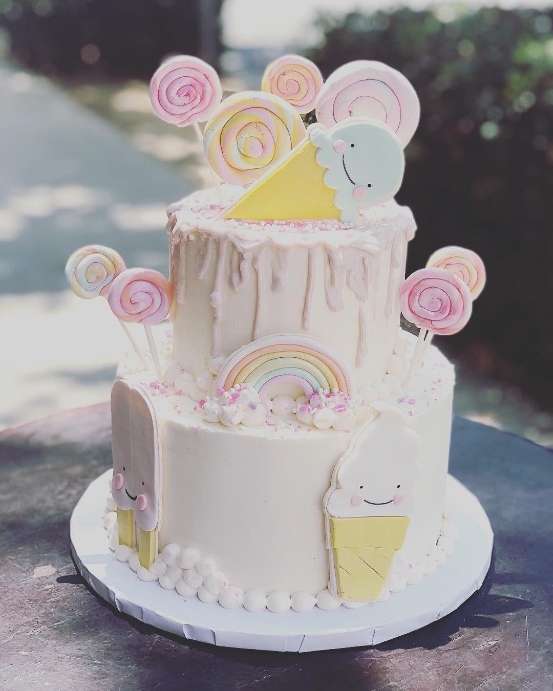 Perfect Cake For Summer Hannahcoffee Hannahbakedthis Hannahcoffeeteasweets Icecream Icecreamcake Baking Baker Cakes Kitchenlife