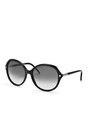 a13ab10009 Chloe Sunglasses Women s Plastic Black Sunglasses Lunettes De Soleil  Oakley