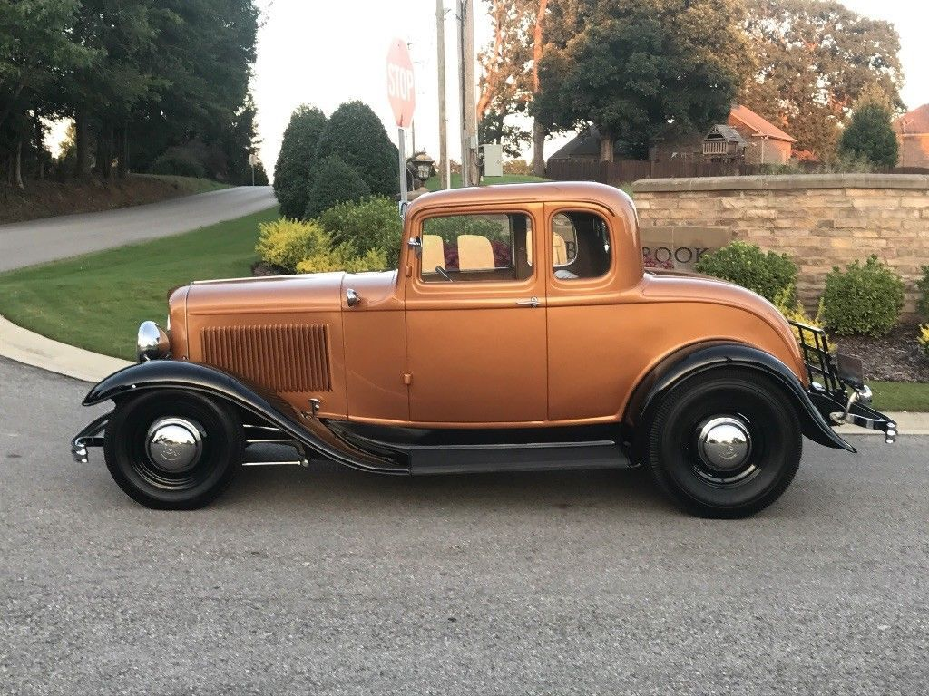 Cool Awesome 1932 Ford Other Deluxe 1932 Ford 5 Window Coupe Street Rod Steel 1940 Wheels 2017 2018 1932 Ford Street Rods 32 Ford