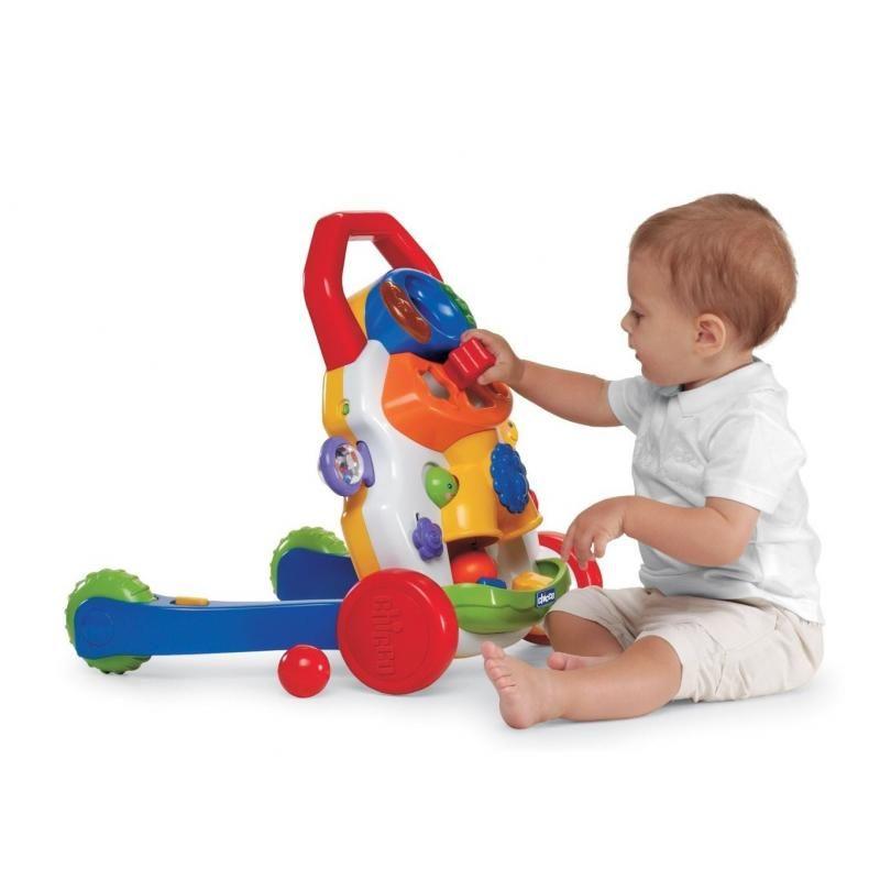 Andador Chicco é com a brinquedo e brincadeira. Alugue sem sair de ...