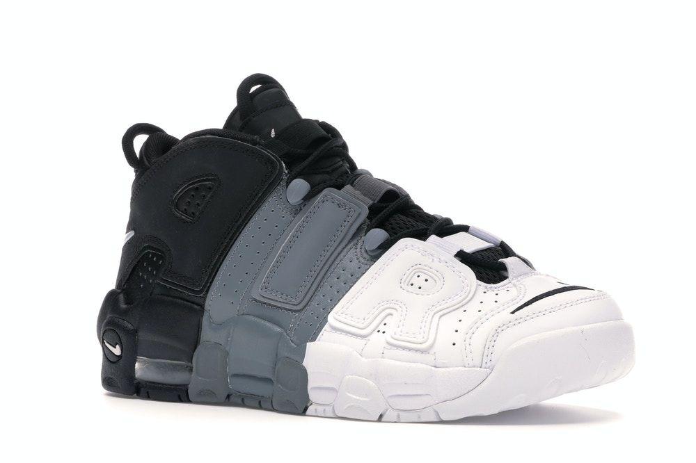 Nike Air More Uptempo Tri Color (GS) 415082 005 in 2020
