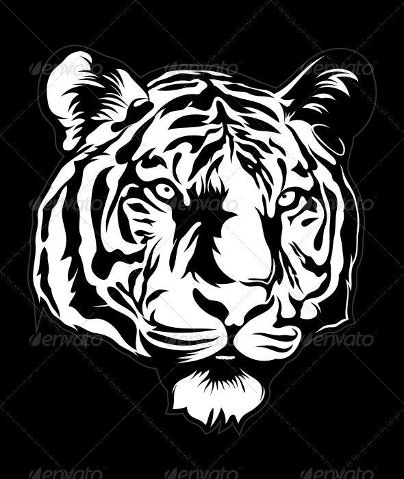 Realistic Graphic DOWNLOAD (.ai, .psd) :: http://hardcast.de/pinterest-itmid-1005388976i.html ... Tigerhead Vector ...  Bengal, africa, animal, animals, beast, illustration, monster, safari, stripes, tiger, tigerhead, tigers, twicolabs, vector  ... Realistic Photo Graphic Print Obejct Business Web Elements Illustration Design Templates ... DOWNLOAD :: http://hardcast.de/pinterest-itmid-1005388976i.html