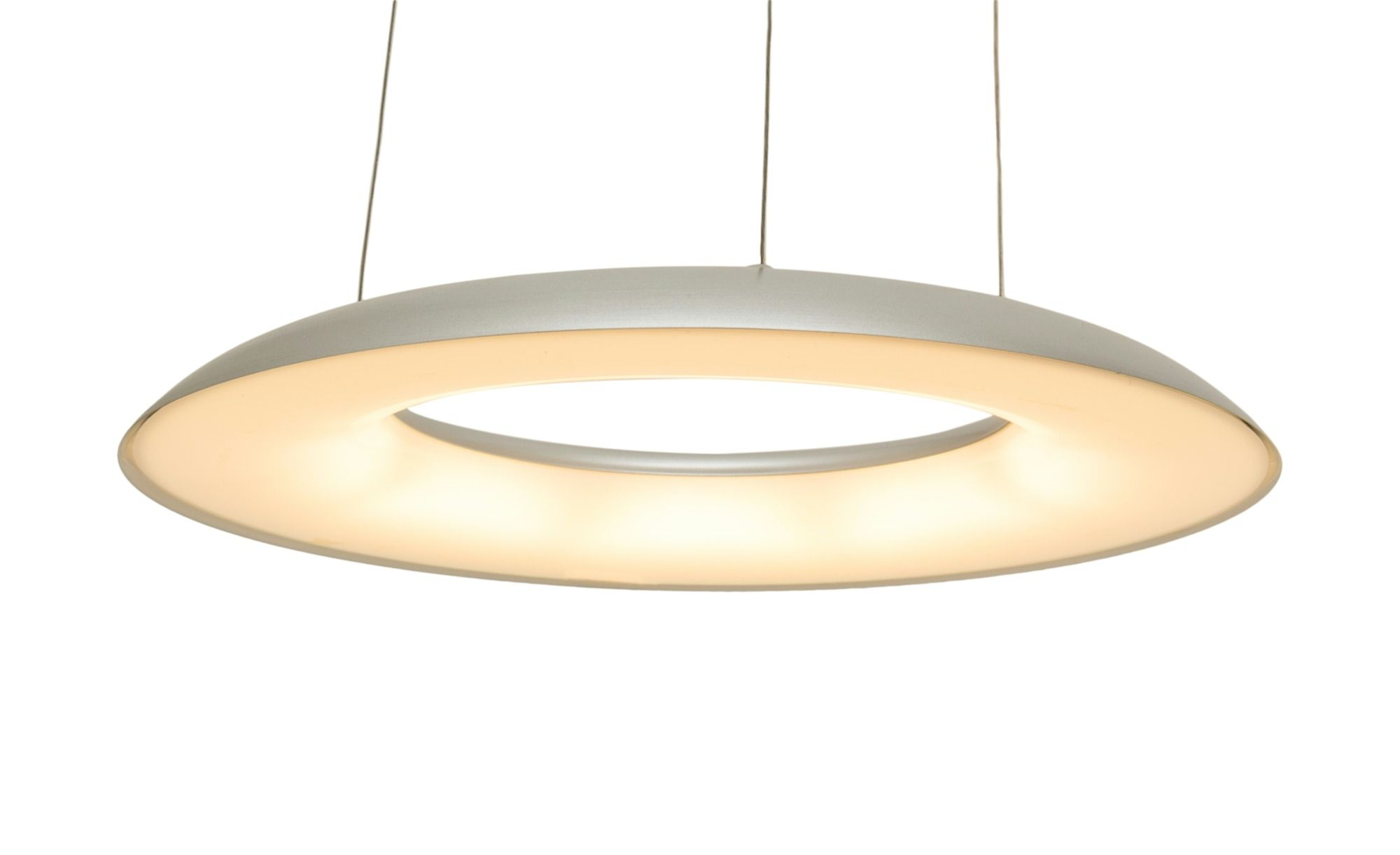 Philips Led Pendelleuchte Aluminium Ringförmig Led