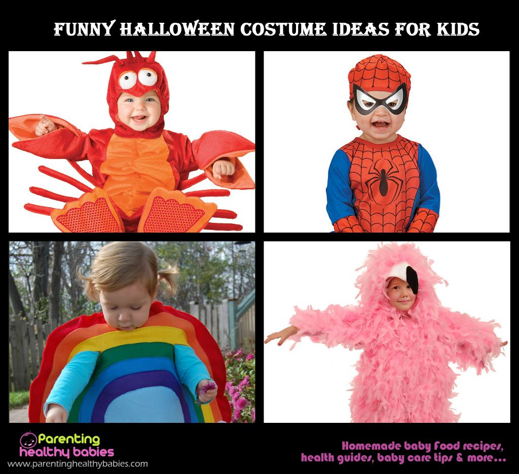 20 diy halloween costume ideas for kids - parentinghealthybabies