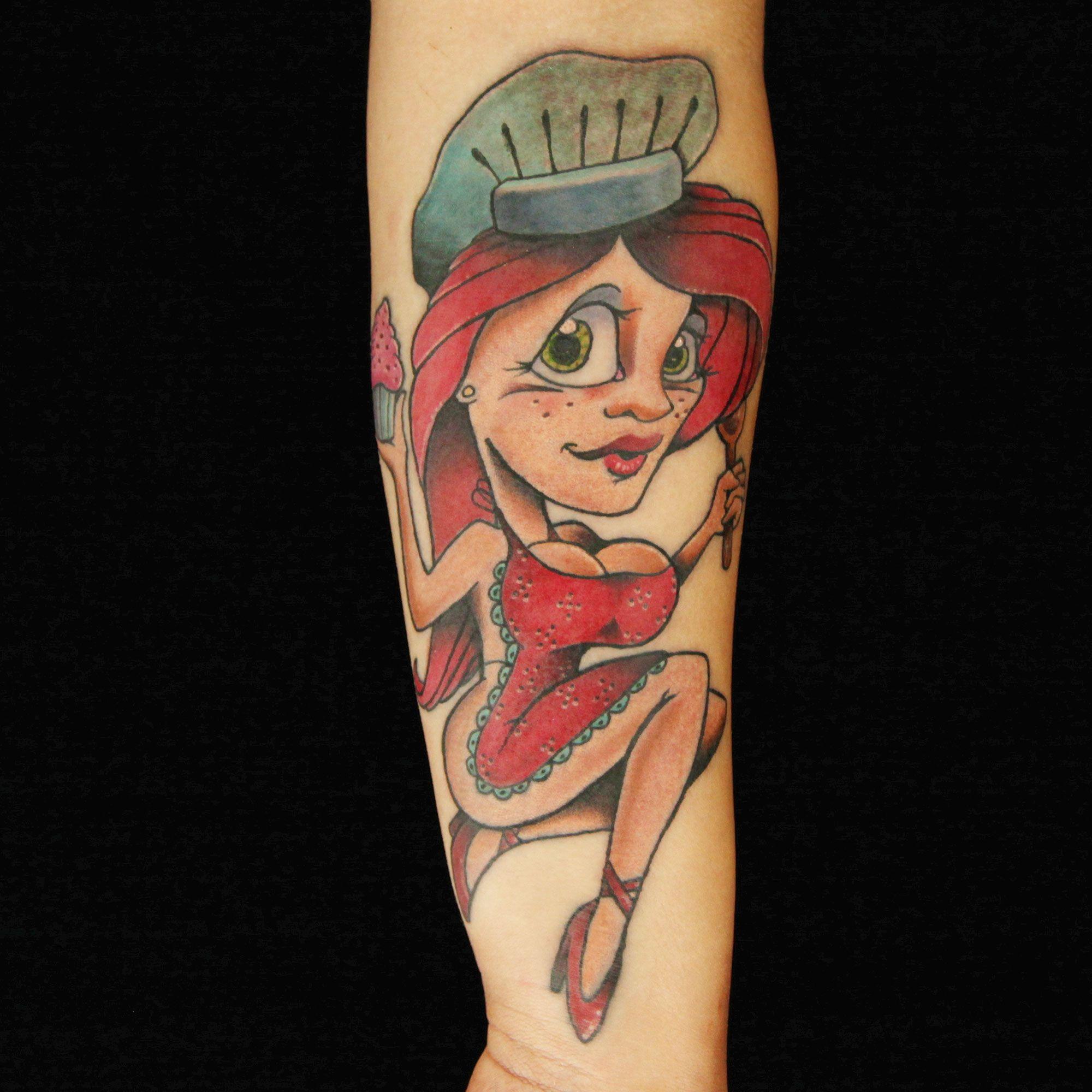 Pin on Pinup Tattoos (Ink Master Season 5)