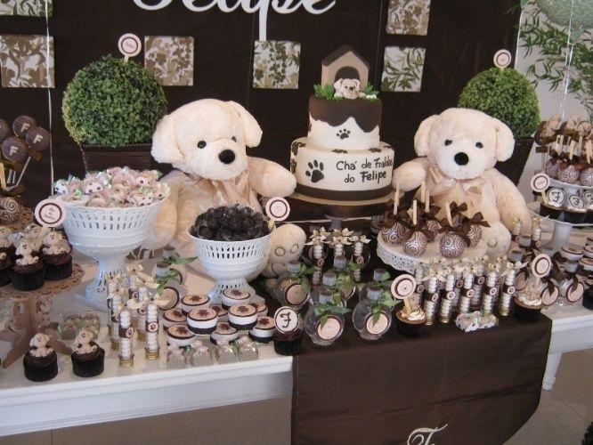 Veja seleção de ideias de decoração e lembrancinhas para chá de bebê - Gravidez e Filhos - UOL Mulher