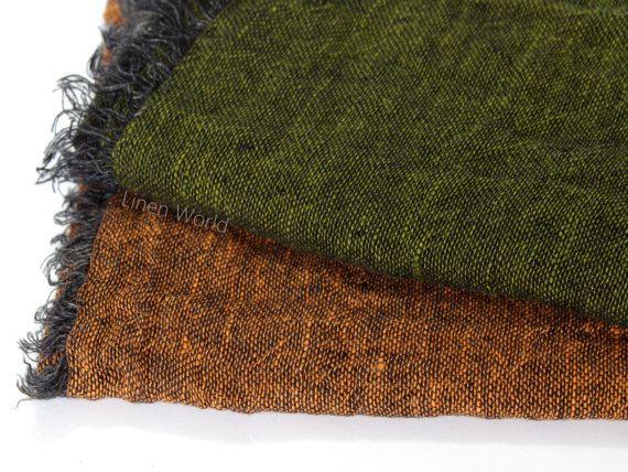 25 etsy Sciarpa in lino 100% / femminile / sciarpe maschile / Pure