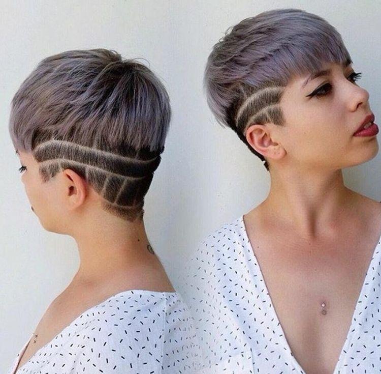 Die Undercut Frisur Für Frauen 30 Inspirationen