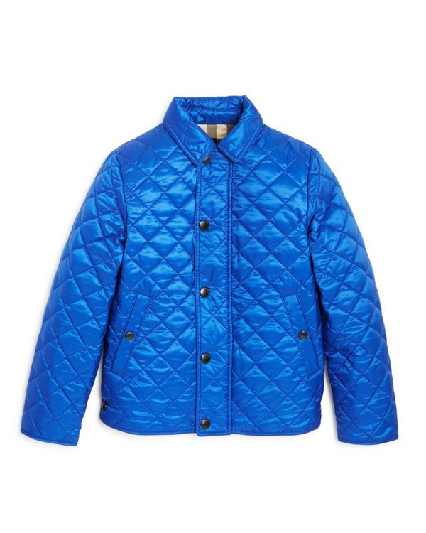 Burberry Boys Luke Quilted Jacket Sizes 4 14 Products