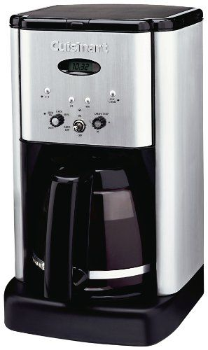 Brew Cent 12 Cup Coffee Maker Be Sure To Check Out This Awesome Product This Is An Cuisinart Coffee Maker Best Coffee Maker Stainless Steel Coffee Maker