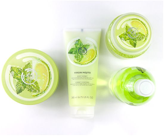 The Body Shop Virgin Mojito Thebodyshop Thebodyshopvirginmojito
