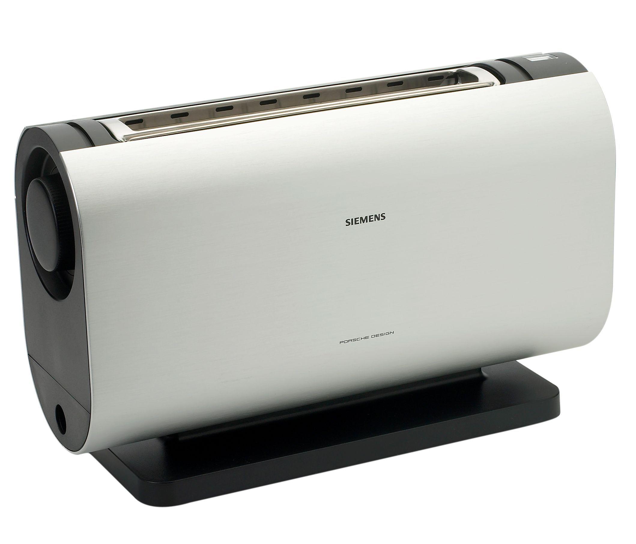 Siemens TT911P2GB Porsche toaster | Porsche Design | Pinterest