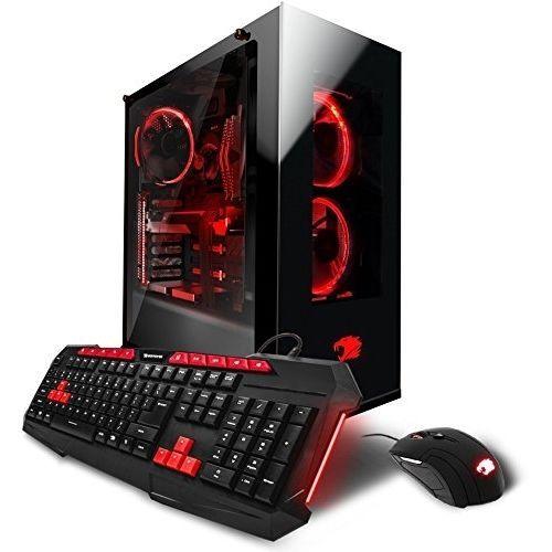IBUYPOWER AM002i Desktop Gaming PC   Intel I7 7700 3.60Ghz, NVIDIA GTX 1070