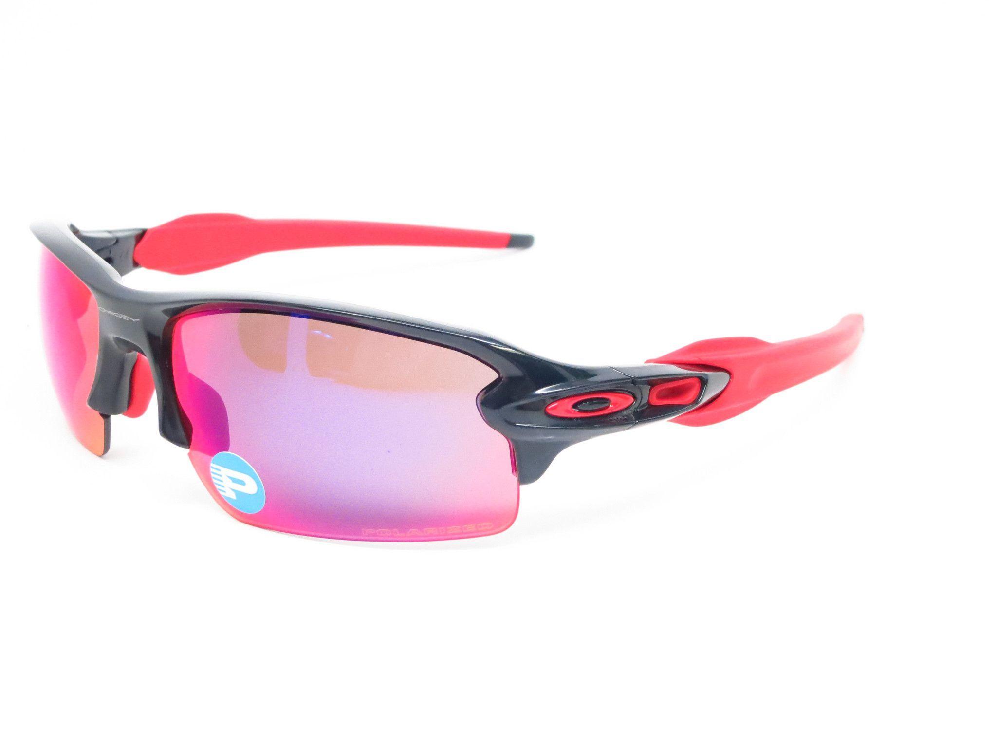 b1722632b641b Oakley Flak 2.0 OO9295-08 Black Ink Polarized Sunglasses