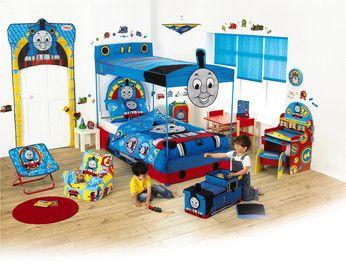 Thomas the Tank Engine Door Changer Make your bedroom doorway an ...
