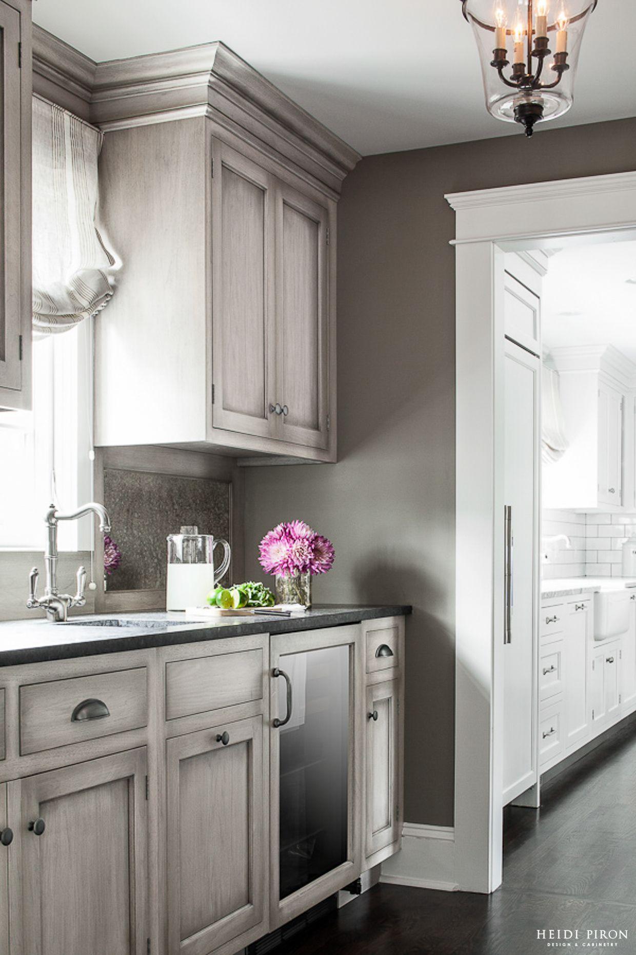 Award-winning kitchen designer, Heidi Piron, creates hand-crafted kitchens  and customized