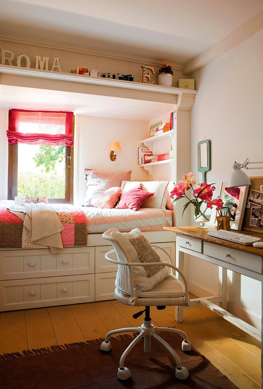 Muebles juveniles, 10 ideas para decorar la habitación | Bedrooms ...