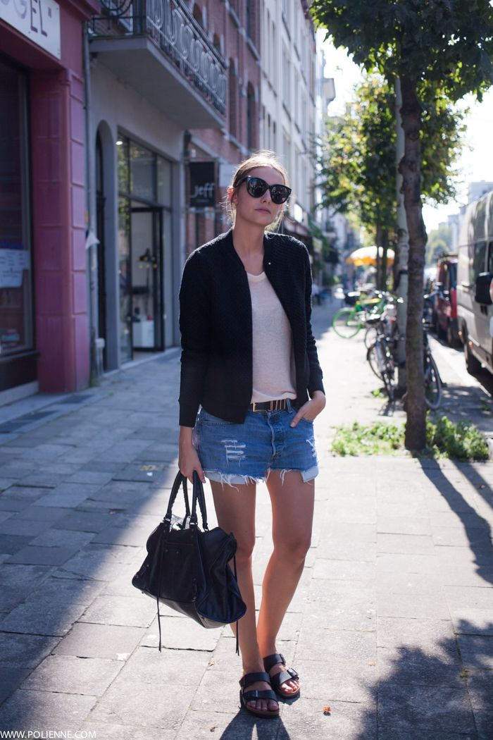 POLIENNE - a personal style diary⎜Transitioning seasons