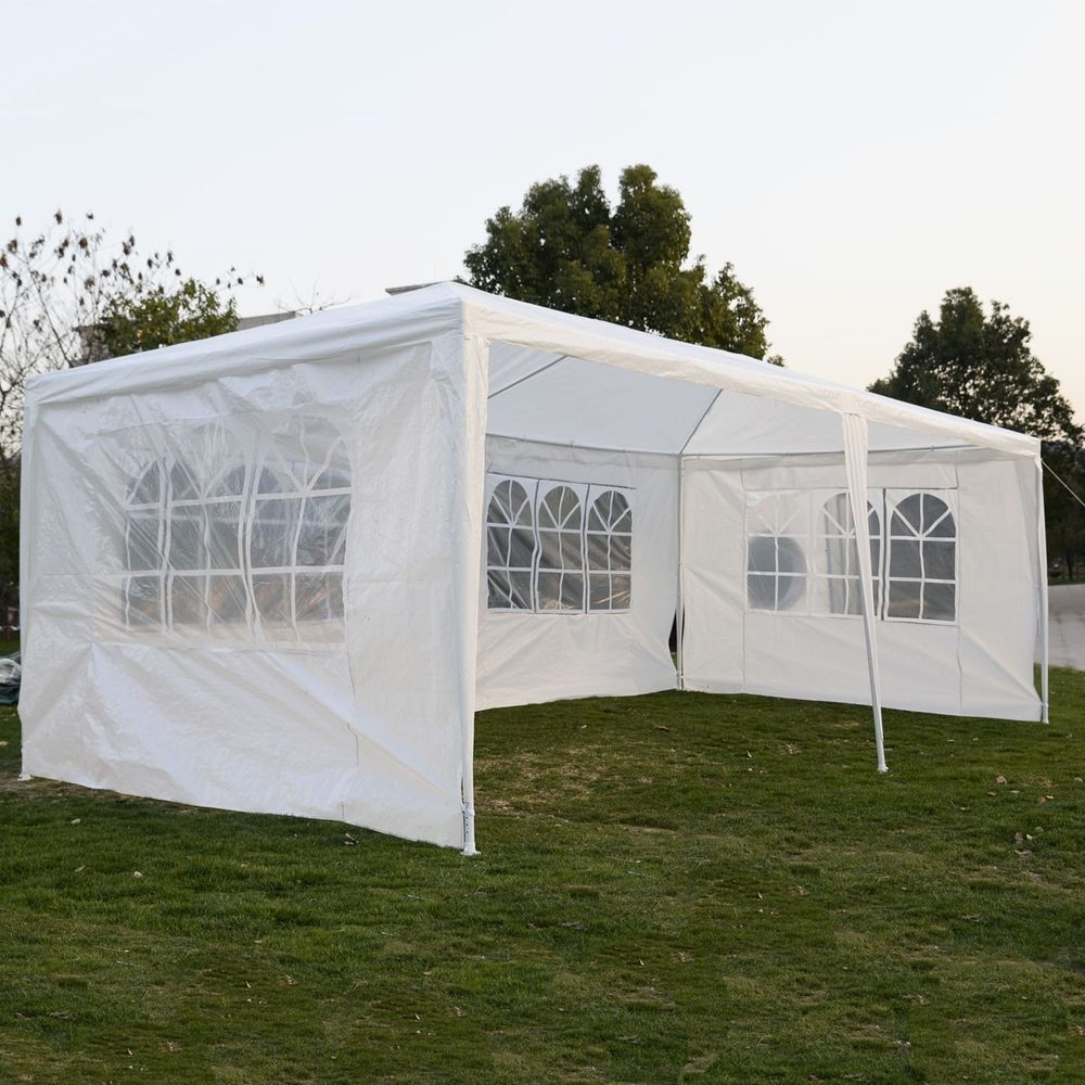 Details about Outdoor 10'x20'Canopy Party Wedding Tent