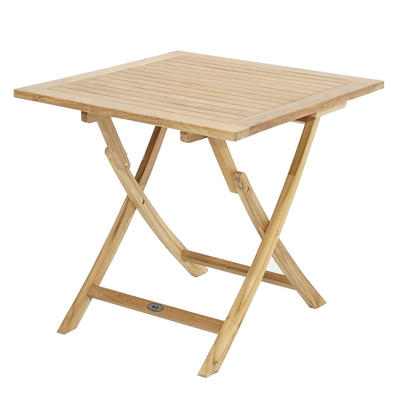 Gartenklapptisch York I Klappbarer Gartentisch Gartentisch Holz Und Metalltische