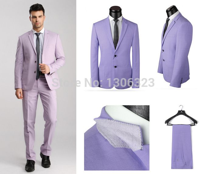 purple linen suit - Google Search | kitsch couture | Pinterest ...