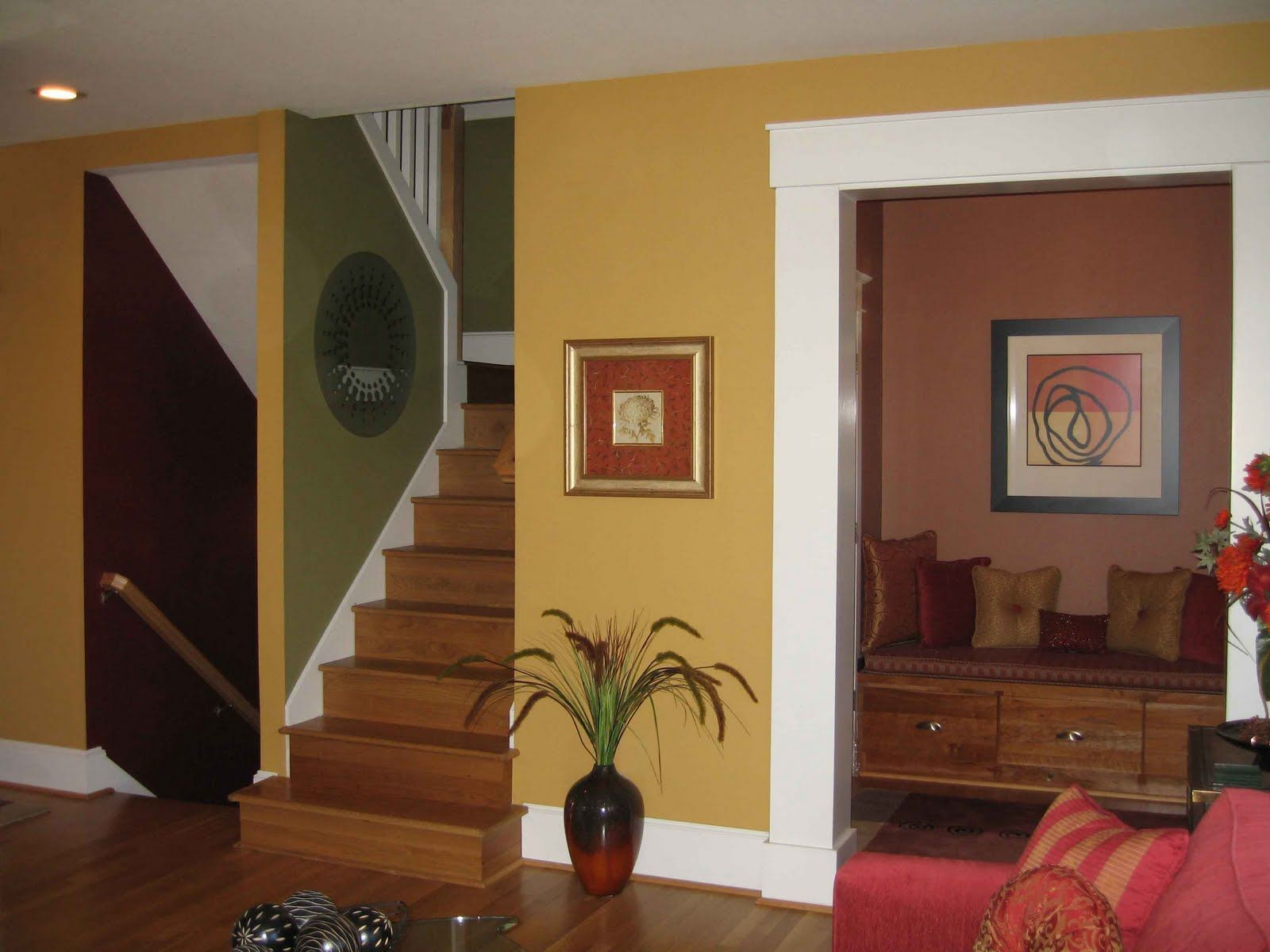 Interior Earth Tone Paint Colors Home Decorating Interior