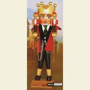 Nutcracker King::Self-proclaimed?