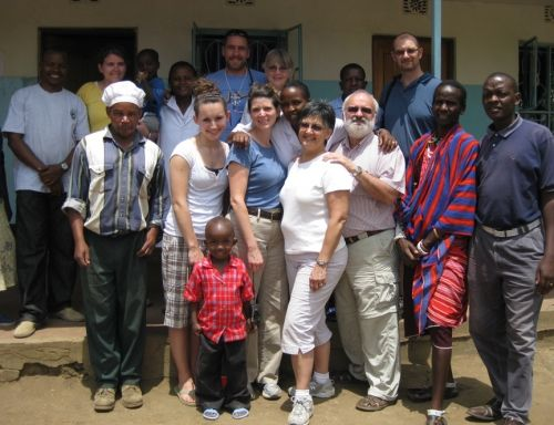 Assist in the application of first world medicine in a third world country