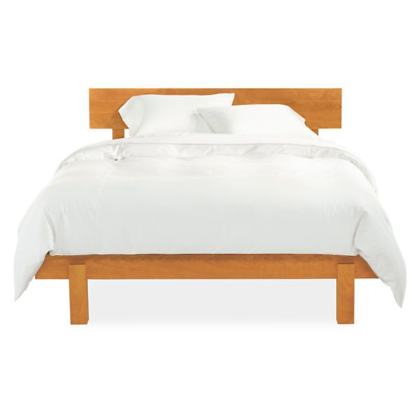 Anders Bed Modern Bedroom Furniture Bed Wood Beds